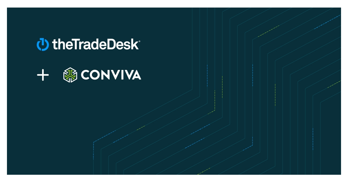 FOSTER CITY, Calif.--(BUSINESS WIRE)--Conviva and The Trade Desk's first-of-its-kind partnership will provide the streaming ad industry contextual content signals needed in the bidstream.