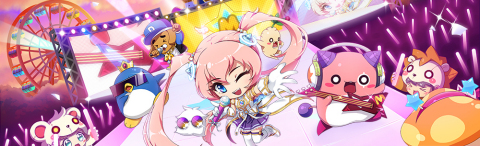 MapleStory M Third Anniversary Culminates in Massive Update With New Angelic Buster Character and In-Game Celebration Events (Photo: Business Wire)