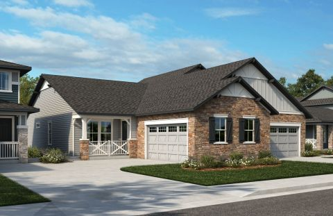 KB Home announces the grand opening of Candelas Villas, a new community in a premier Arvada, Colorado location. (Photo: Business Wire)