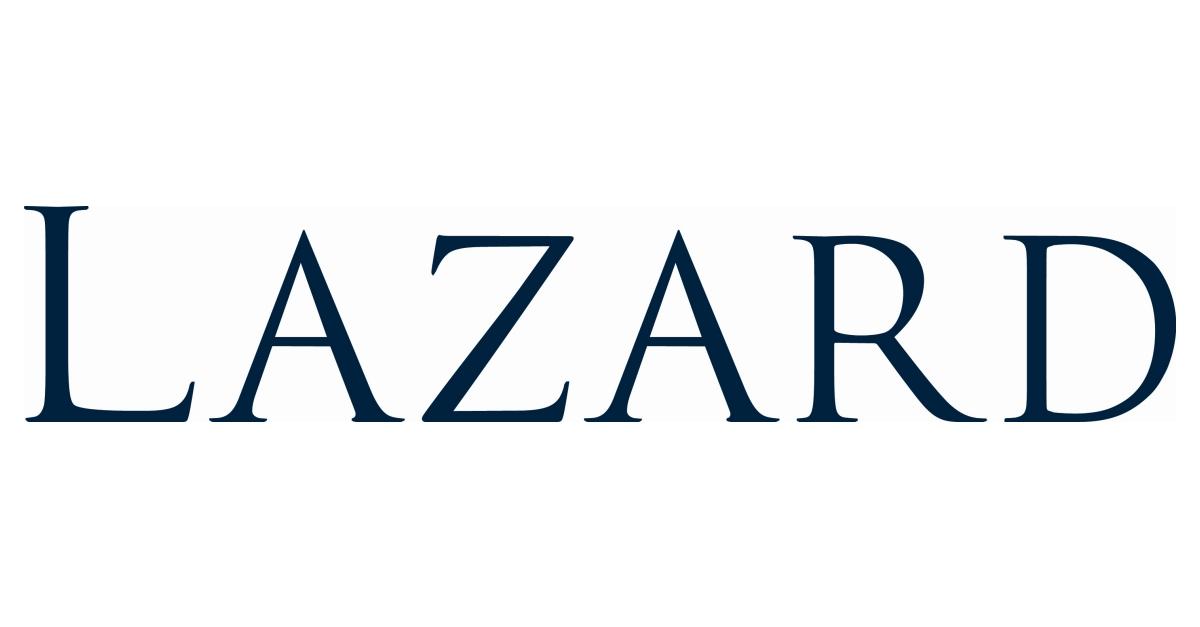 Lazard Corporate Blue.