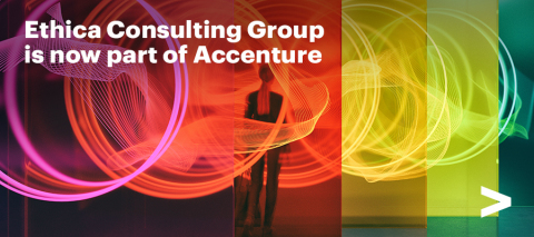 Ethica Consulting Group is now part of Accenture (Graphic: Business Wire)