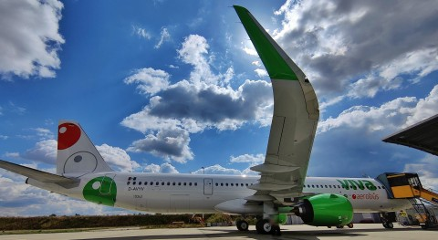 Aviation Capital Group Announces Delivery of Second A321neo to Viva Aerobus (Photo: Business Wire)