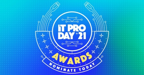 IT pros are welcome to nominate their industry friends, peers, and colleagues in the second annual IT Pro Day Awards now through August 31, 2021 at itproday.org/awards. (Photo: Business Wire)