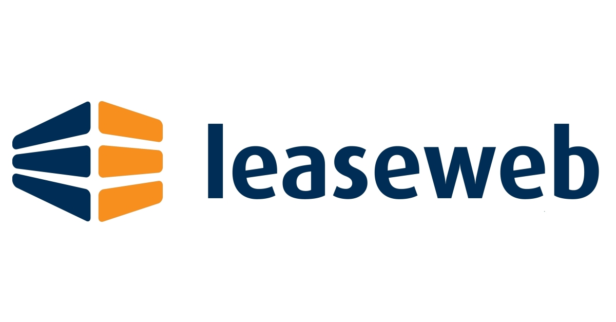 Leaseweb Logo.