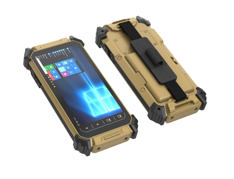 DT Research DT361AM Handheld Rugged Tablet (Photo: Business Wire)