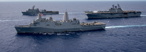 Fluor Selected for SeaPort Next Generation Multiple-Award Contract (Photo: Business Wire)