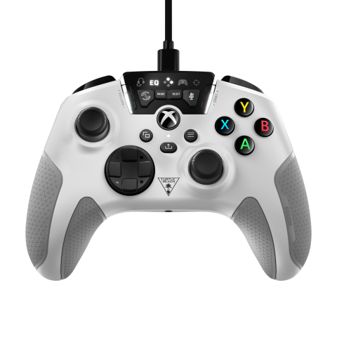 The Turtle Beach Recon Controller for Xbox combines game-changing controls with game-winning audio. Compatible with Xbox Series X|S, Xbox One, and Windows 10 PCs, the Recon Controller offers gamers a variety of Turtle Beach's exclusive gaming audio technologies, including Superhuman Hearing, Audio Presets, and more. Available now at participating retailers worldwide for a MSRP of $59.95. (Photo: Business Wire)