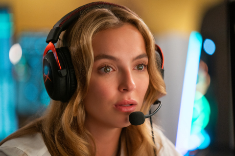 HyperX gaming headsets seen in the movie, Free Guy. (Photo: Business Wire)
