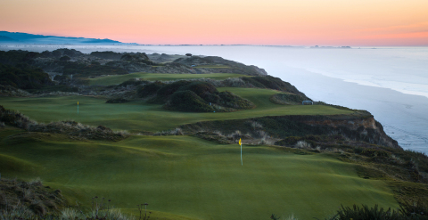 Launched today, LUXURY MAGAZINE'S 2021 Golf Guide includes ideal resort destinations, desirable golf communities and the latest gear. (Photo: Business Wire)