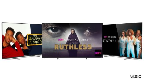 BET+ Streaming App is Coming to VIZIO SmartCast® (Graphic: Business Wire)