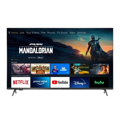 The all-new Insignia F50 Series – Fire TVs include premium Dolby Vision and Alexa voice controls (Photo: Business Wire)