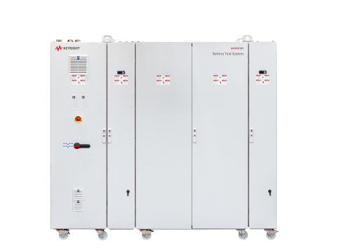 SL1700A Series Scienlab Battery Test System – Pack Level – Up to 270 kW. (Photo: Business Wire)