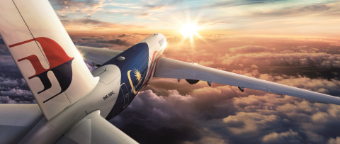 Malaysia Airlines modernizes its fuel analytics platform with GE Digital's Fuel Insight and FlightPulse aviation software. Photo Courtesy of Malaysia Airlines