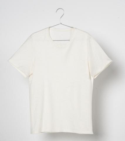 100% hemp cloth T-shirt made by majotae (Photo: Business Wire)