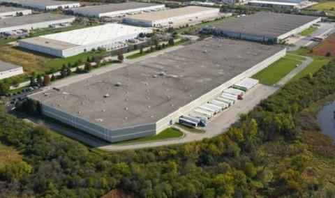Rock Run Business Park Joliet, Illinois (Photo: Business Wire)