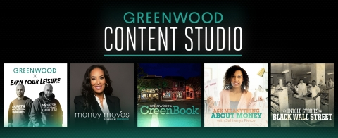 Greenwood Content Studio (Graphic: Business Wire)