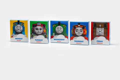 """The Thomas & Friends™ brand launched a sweepstakes for a chance to win a special """"Thomas & Friends™ Friendship Set,"""" designed to help preschoolers build socio-emotional skills like caring for others, being brave, and showing kindness. (Photo: Business Wire)"""