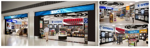 Rendering of Evolve by Hudson at Dallas Love Field Airport (Photo: Business Wire)