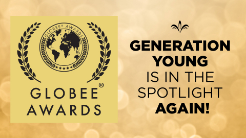Jeunesse has been honored with 5 Gold, 1 Silver and a coveted Grand Globee Award in the 13th Annual Golden Bridge Business and Innovation Awards. (Graphic: Business Wire)
