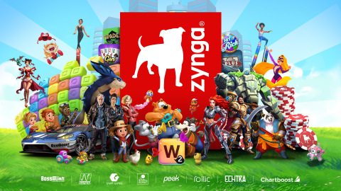 ZYNGA ANNOUNCES SECOND QUARTER 2021 FINANCIAL RESULTS (Graphic: Business Wire)