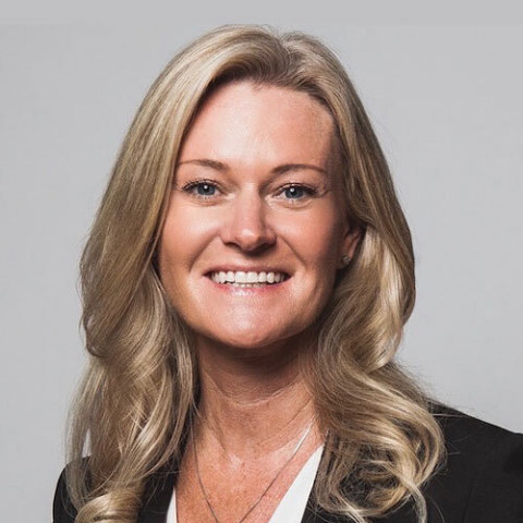 Johanna Flower, former CMO at CrowdStrike. (Photo: Business Wire)