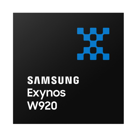 Samsung's newest Exynos processor, the W920, designed specifically for wearable applications. (Photo: Business Wire)