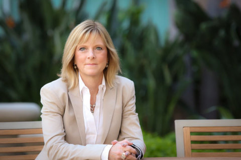 Susan Heystee, Ouster Board of Directors' Chair (Photo: Business Wire)