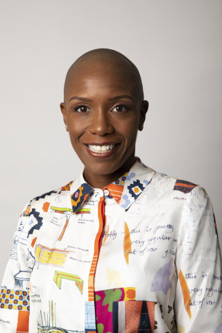 Keisha Smith-Jeremie, Tory Burch Chief People Officer, Joins Unity's Board of Directors (Photo: Business Wire)