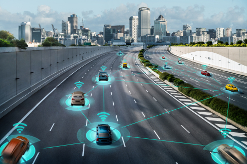 Iteris and Wejo Partner to Deliver Enhanced Applications of Connected Vehicle Data for Safer and More Efficient Roadways (Graphic: Business Wire)