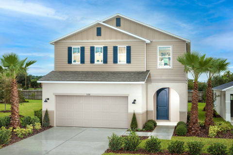 KB Home announces the grand opening of Mirabella, a new-home community in Davenport, Florida. (Photo: Business Wire)