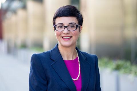 Daniela Drago, Aurion Biotech Chief Regulatory Officer (Photo: Business Wire)