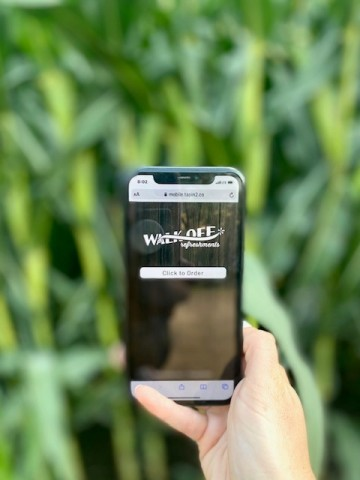 Aramark and Walk-Off Refreshments will provide MLB at Field of Dreams fans with the option of ordering beer using QR-codes and mobile ordering from the MLB Ballpark App. (Photo: Business Wire)
