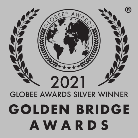 Mary Kay was named a Silver Globee® Winner in 3 categories at the 13th Annual 2021 Golden Bridge Business and Innovation Awards. (Graphic: Mary Kay Inc.)