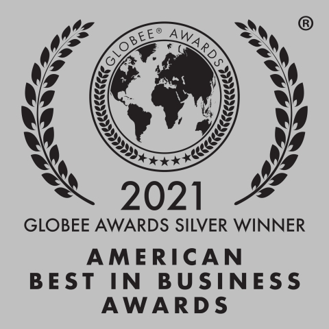 Mary Kay was named a Silver Globee® Winner in 3 categories at the 6th Annual 2021 American Best in Business Awards. (Graphic: Mary Kay Inc.)