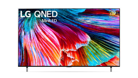 WiSA Ready™ LG QNED Mini LED TV (Photo: Business Wire)