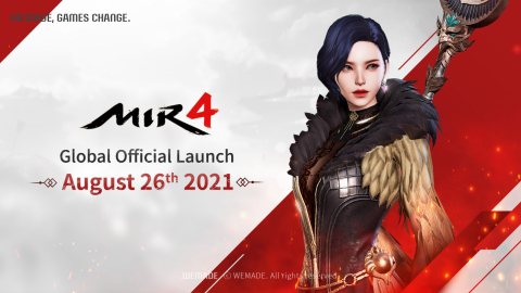 Wemade opens its AAA mobile MMORPG 'MIR 4' in 170 countries and 12 languages on August 26. The global version of MIR 4 applied blockchain technology Non-Fungible Token (NFT) and Fungible Token (FT); Players can experience blockchain technology through the game characters and black iron resources. MIR 4 embodies the mysterious and elegant beauty of the Orient in an MMORPG game. MIR 4 features a high level of character customization, allowing players to fine-tune appearance; Clan, enabling players to progress and grow together with other clan members; Free Loot, allowing players to enjoy strategizing and competing to secure the treasure dropped from the field boss; Mystery, giving the ability to travel around continents and unravel the hidden stories of MIR 4. (Graphic: Business Wire)