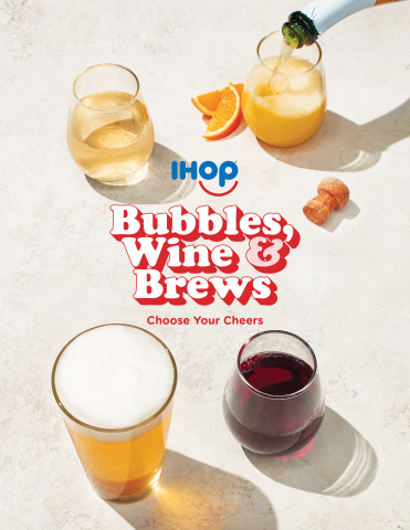 IHOP adds new beverage options (Photo: Business Wire)