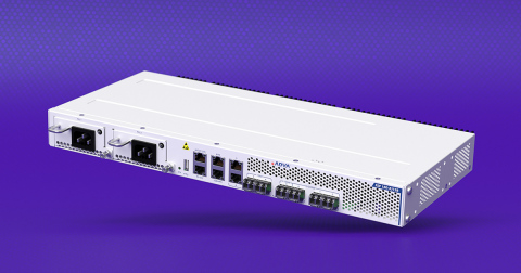 ADVA's new FSP 150 device signals the start of a new era of 25G connectivity services (Photo: Business Wire)