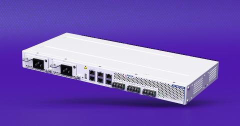Das neue FSP 150-Gerät von ADVA markiert den Beginn einer neuen Ära von 25G-Verbindungsdiensten (Foto: Business Wire)