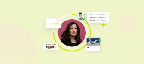 Seller Plus provides freelancers with advanced tools, analytics and a personal success manager to help them build and grow their business on Fiverr. (Graphic: Business wire)
