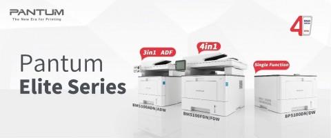 Pantum Elite Series Printers (Photo: Business Wire)