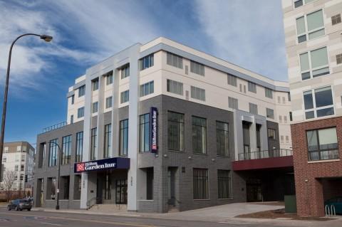 The Hilton Garden Inn Minneapolis University Area (Photo: Business Wire)