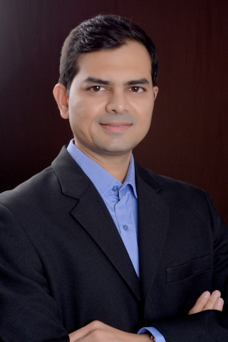 Kaustubh Medhe, Former Reliance Industries Executive, Joins Cyble as Head of Research and Intelligence (Photo: Business Wire)