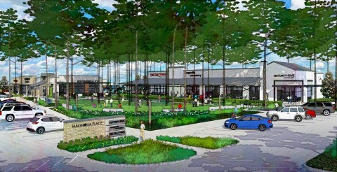Rendering of Magnolia Place (Photo: Business Wire)