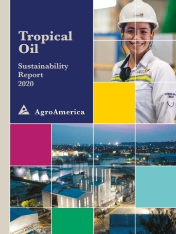 AgroAmerica presents its seventh Corporate Sustainability Report reaffirming its commitment to produce food and ingredients in a sustainable way, seeking the general well-being of employees, communities and the environment, while promoting the continuous improvement of its operations. (Graphic: Business Wire)