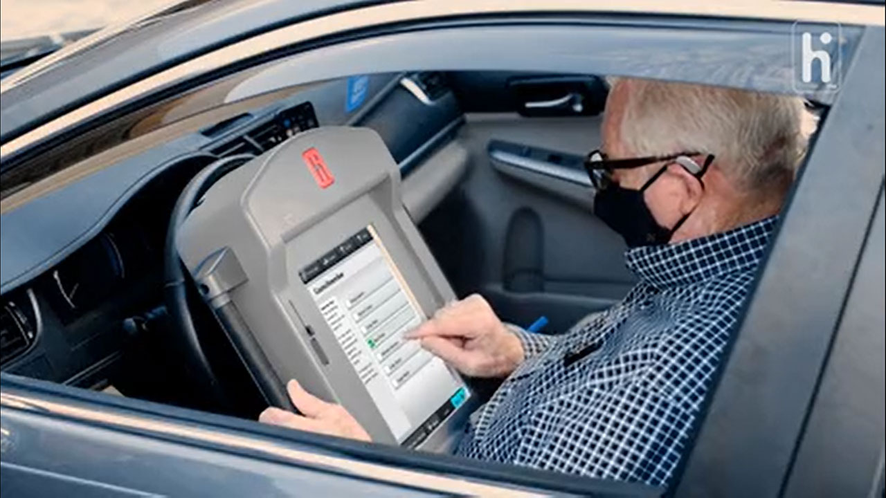 Hart InterCivic Verity Duo System features built-in thermal printers from Brother Mobile Solutions to provide greater flexibility for voters with different needs while delivering a portable paper record
