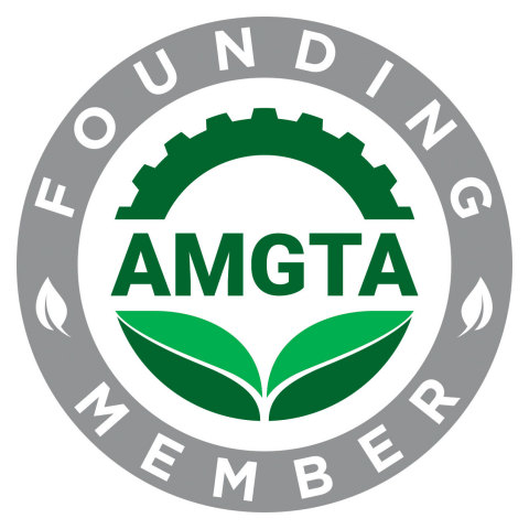 Stratasys recently joined the Additive Manufacturer Green Trade Association as a Founding Member. (Graphic: Business Wire)