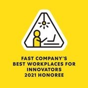 Keysight is a Fast Company Best Workplaces for Innovators 2021 Honoree. (Graphic: Business Wire)