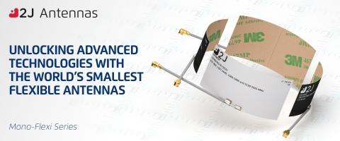 Mono-Flexi Antenna Series by 2J Antennas (Photo: Business Wire)