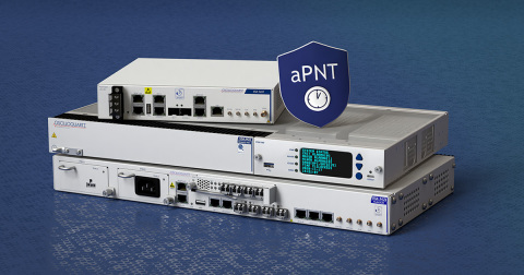 ADVA's aPNT platform is key for the development of PGE's critical network infrastructure (Photo: Business Wire)